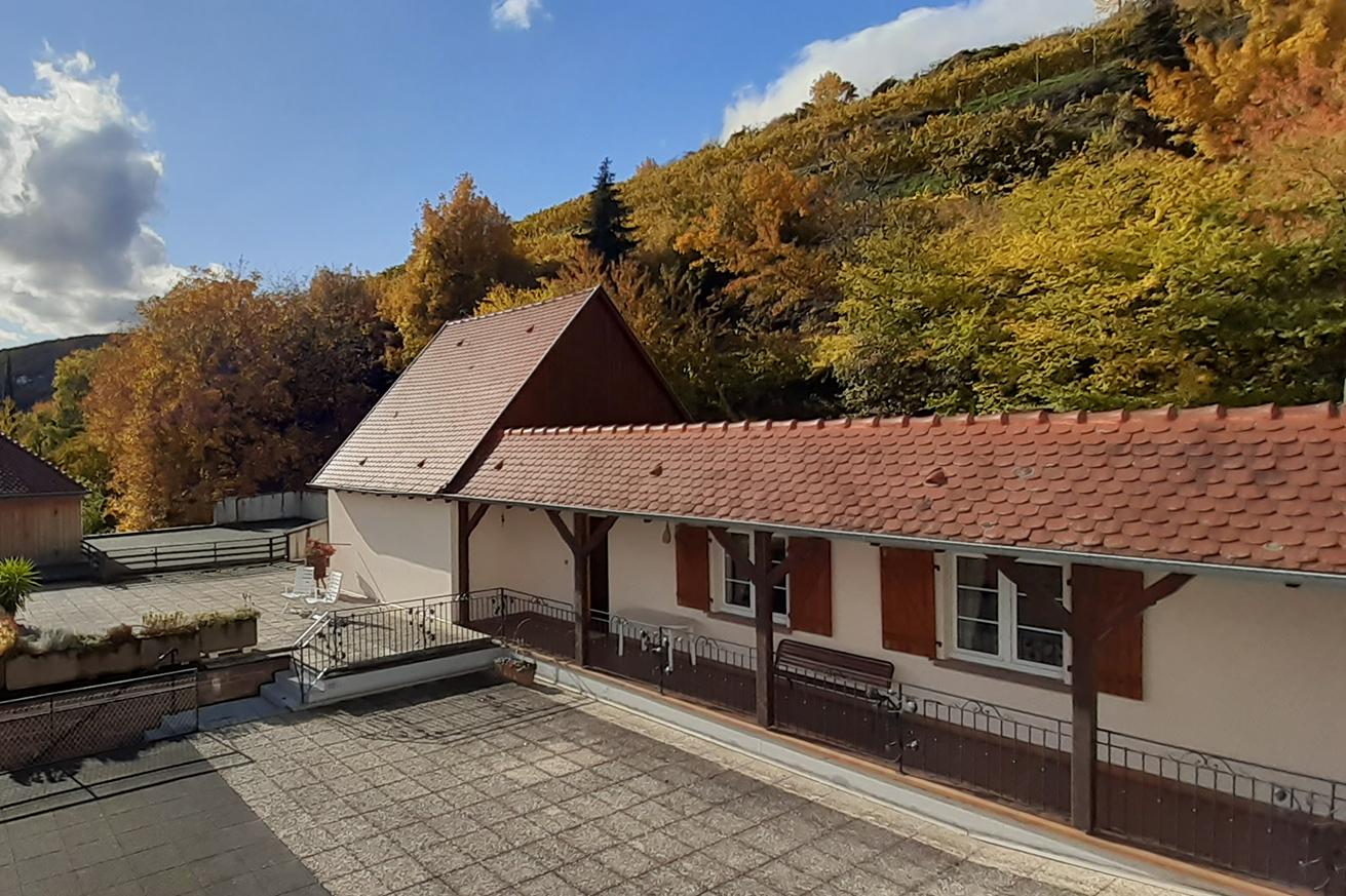 Le gite Louis Scherb près de Colmar, Alsace