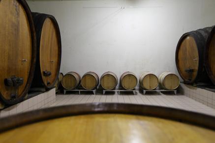 Tonneaux vin d'Alsace Louis Scherb
