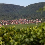 In the heart of the foreland of the Vosges